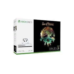 Microsoft Xbox One S 1TB (inkl. Sea of Thieves)