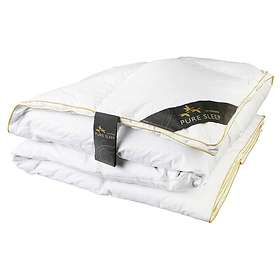 Quilts of Denmark Pure Premium Sleep Duntäcke 150x210cm (Varm)