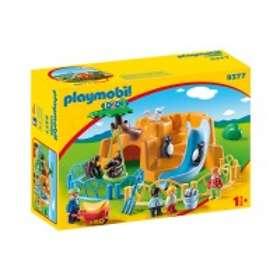 Playmobil 1.2.3 9377 Dyrehage
