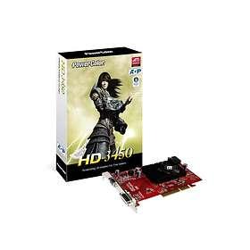 PowerColor Radeon HD3450 512Mo