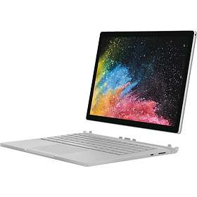 Microsoft Surface Book 2 i7 dGPU 16Go 512Go 15""