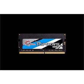 G.Skill Ripjaws SO-DIMM DDR4 3800MHz 4x8Go (F4-3800C18Q-32GRS)