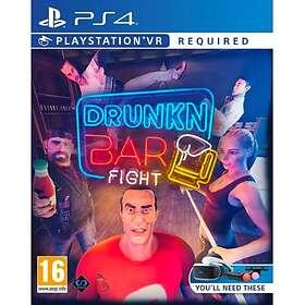 Drunkn Bar Fight (VR) (PS4)