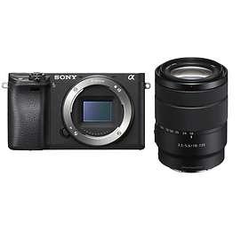 Sony Alpha A6300 + 18-135/3,5-5,6
