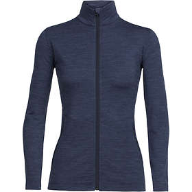 Icebreaker Victory LS Shirt Full Zip (Dam)