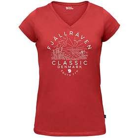 Fjällräven Classic DK T-shirt (Dame)