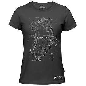 Fjällräven Greenland Printed T-shirt (Dame)