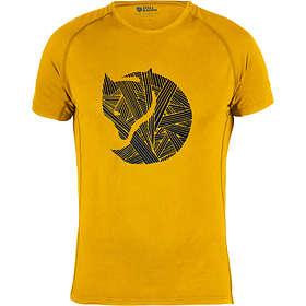 Fjällräven Abisko Trail T-shirt Print (Herr)