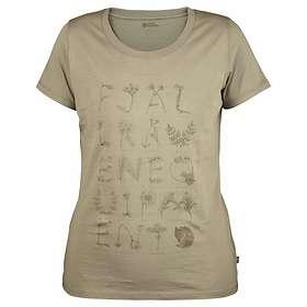 Fjällräven Alphabotanical T-shirt (Dam)