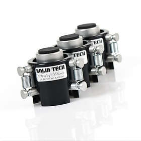 Solid Tech Feet of Silence 3-pack