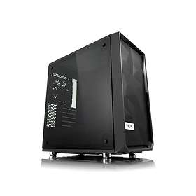 Fractal Design Meshify C Mini TG (Svart/Transparent)