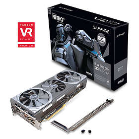 Sapphire Radeon RX Vega 64 Nitro+ (11275-03) 2xHDMI 2xDP 8Go