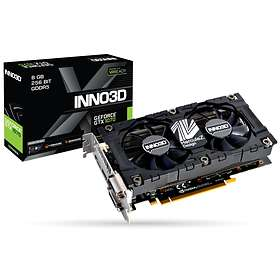 Inno3D GeForce GTX 1070 X2 V4 HDMI DP 8GB