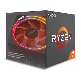 AMD Ryzen 7 2700X Socket AM4 Box