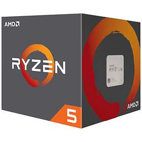 AMD Ryzen 5 2600X 3,6GHz Socket AM4 Box
