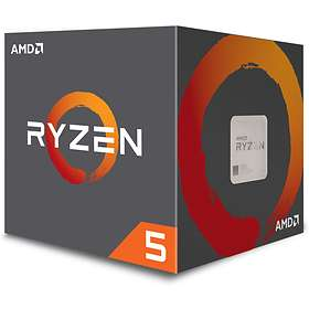 AMD Ryzen 5 2600 3,4GHz Socket AM4 Box