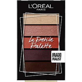 L'Oreal La Petite Mini Eyeshadow Palette