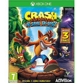Crash Bandicoot N-Sane Trilogy (Xbox One)