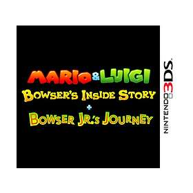 Mario & Luigi: Bowser's Inside Story + Bowser Jr.'s Journey (3DS)