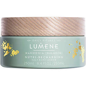 Lumene Harmonia Nutri Recharging Salt Body Scrub 250ml
