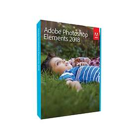 Adobe Photoshop Elements 2018 Win/Mac Eng
