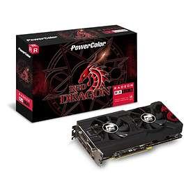 PowerColor Radeon RX 570 Red Dragon HDMI 3xDP 8GB
