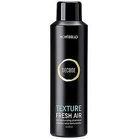 Montibello Decode Texture Fresh Air Dry Texturizing Shampoo 200ml