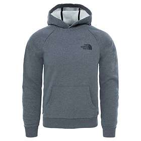 The North Face Raglan Red Box Hoodie (Herr)