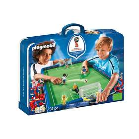 Playmobil 2018 FIFA World Cup Russia 9298 Stade de foot transportable
