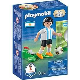Playmobil 2018 FIFA World Cup Russia 9508 Landslagsspelare för Argentina
