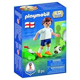 Playmobil 2018 FIFA World Cup Russia 9512 Landslagsspelare för England