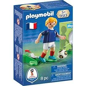 Playmobil 2018 FIFA World Cup Russia 9513 Joueur de foot Français