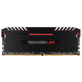 Corsair Vengeance Red LED DDR4 3000MHz 4x8GB (CMU32GX4M4D3000C16R)