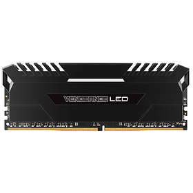 Corsair Vengeance White LED DDR4 3000MHz 2x8GB (CMU16GX4M2D3000C16)
