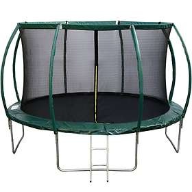 TrekkRunner Trampoline Convex with Safety Net 427cm