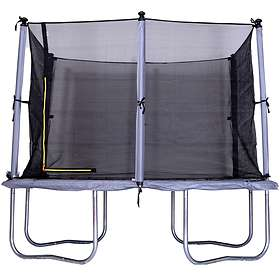 TrekkRunner Rektangulär Trampoline With Safety Net 213x305cm