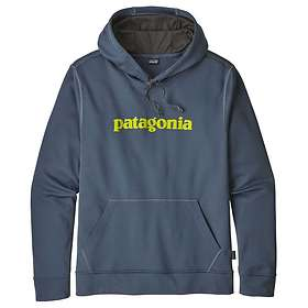 Patagonia Text Logo PolyCycle Hoody (Herr)