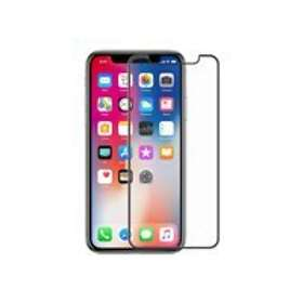 Screenor Full Cover Tempered Glass for iPhone X