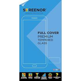 Screenor Full Cover Tempered Glass for Samsung Galaxy S9