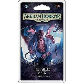 Arkham Horror: Kortspel - The Pallid Mask (exp.)