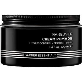 Redken Brews Mens Maneuver Hair Cream Pomade 100ml