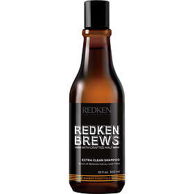 Redken Brews Mens Extra Clean Shampoo 300ml