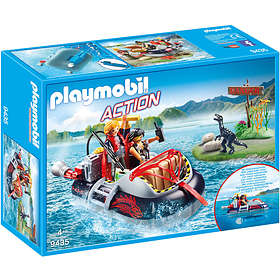 Playmobil Action 9435 Svävare med Undervattensmotor