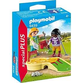 Playmobil Special Plus 9439 Barn på Minigolfbana