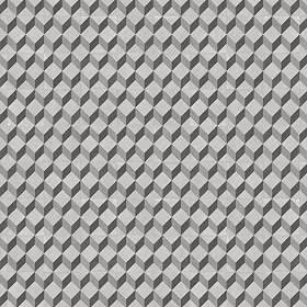 Tarkett Trend Cube Tile Black 400x400cm 16st/förp