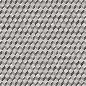 Tarkett Trend 240 Cube Tile Black 200x200cm 16st/förp