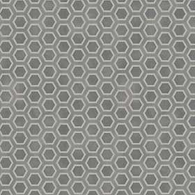 Tarkett Trend 240 Honeycomb Tile Grey 300x300cm 16st/förp