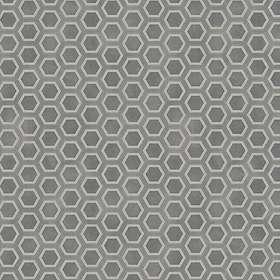 Tarkett Trend 240 Honeycomb Tile Grey 400x400cm 16st/förp