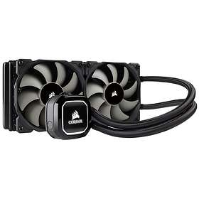 Corsair Hydro H100x (2x120mm)