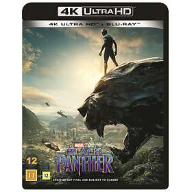 Black Panther (UHD+BD)